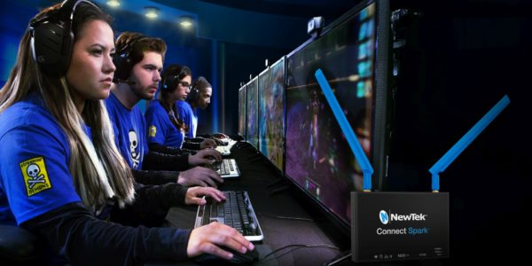 Connect Spark For eSports
